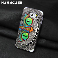 New Case For SAMSUNG galaxy s4 s5 s6 s7 edge note 3 4 5 Painted cartoon character Designers Unique personality fantasy Animal