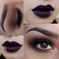 Bold Uncensored Makeup — How many people ADORE this fall look by...