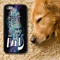 Wake Me Up Lyric for iPhone 4 4S iPhone 5 5S 5C and Samsung Galaxy S3 S4 Case