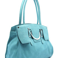 Paige Double Handle Shoulder Handbag