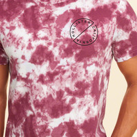 Guys Tie-Dye Graphic Tee | Guys Tops | HollisterCo.com