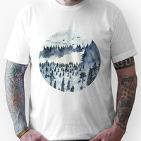 You'll Find Me In The Forest Unisex T-Shirt
