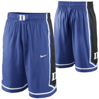 Duke Blue Devils Nike Replica On-Court Basketball Shorts – Duke Blue