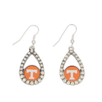 Tennessee Vols Teardrop Earrings