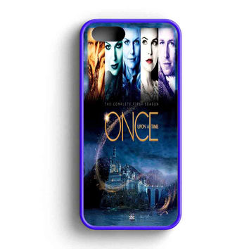 Once Upon A Time iPhone 5 Case iPhone 5s Case iPhone 5c Case