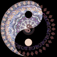 Harmony & Balance Stretched Canvas by TreeofLifeShop