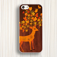 sika deer iphone 5s cases , cute iphone 5c cases, iphone 5 cases , cool  iphone 4 cases,iphone 4s case d020