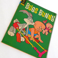 Bugs Bunny Gold Key Comic May 1972 Issue #142