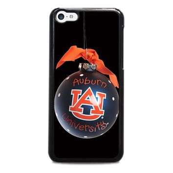 auburn university war eagle iphone 5c case cover  number 1