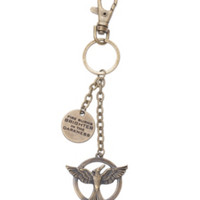 The Hunger Games: Mockingjay Fire Burns Key Chain