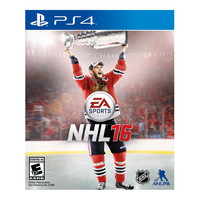 NHL 16 PS4 Video Game