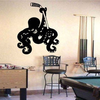 Wall Decal NHL Detroit Red Wings MiscellaneousS1898 FRST