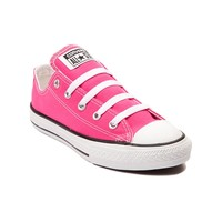 Youth Converse Chuck Taylor All Star Pink Glo Sneaker