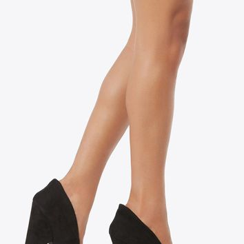 Audrey Slit Pumps