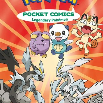 Pokemon Pocket Comics Pokemon
