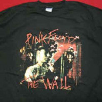 Pink Floyd T-Shirt Soldier The Wall Black Size Medium