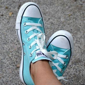 """""""Converse"""" Fashion Canvas Flats Sneakers Sport Shoes H 8-28"""