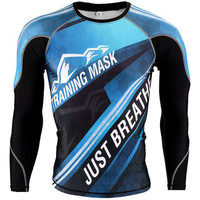 Elevation Training Mask Just Breathe Rashguard
