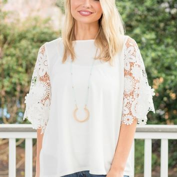 In The Sun Top | Monday Dress Boutique