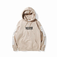 Justin Beiber Purpose Tour MERCH 2016 TAN
