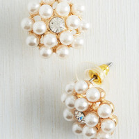 Bouquet of Beauty Earrings by ModCloth