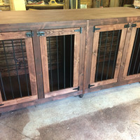 Uptown Large Dog Crate