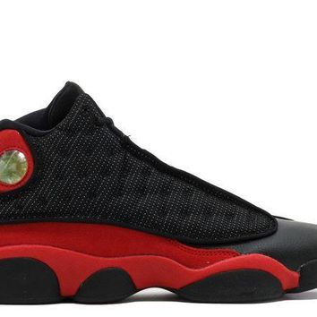 PEAPUX5 AIR JORDAN RETRO 13 BG (GS) - BRED
