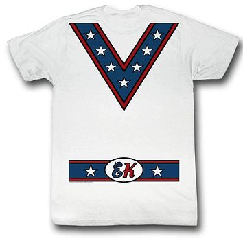 Evel Knievel Adult Costume Tee Shirt