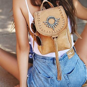 Stela 9 Womens La Reina Mini Backpack from Free People | Quick