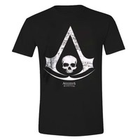 Assassin's Creed® IV Black Flag™ - Logo Map Official T-Shirt