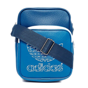 Blue Mini Travel Bag by Adidas