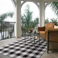 Outdoor Rug - Buffalo Plaid - Threshold™