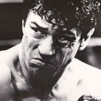 Raging Bull Robert De Niro Movie Poster 24x34