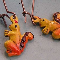 Back by Popular Demand Mr Squirrel vintage by RelicaJewelry