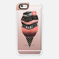Ice Cream 2 - Transparent iPhone 6s case by Elisabeth Fredriksson | Casetify