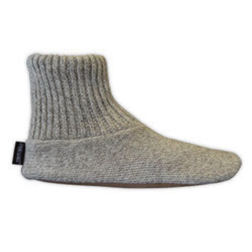 Muk Luks Men's Ragg Wool Slipper Socks | Overstock.com