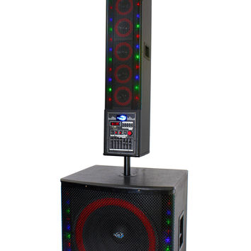 SP-220 BT - Dolphin Audio DJ Party Loudspeaker