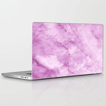 Marble Collection: Purple Marble Laptop Decal, Purple Marble Skin, Purple Laptop Skin for Apple Macbook Air, Macbook Pro Retina, Macbook Pro