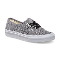 Vans Geometric Authentic Slim (dazzling blue/white)