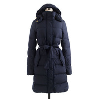 Wintress puffer - wool & puffer jackets - Women's outerwear - J.Crew