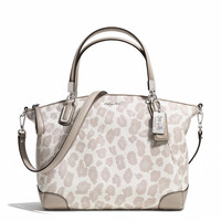 MADISON SMALL KELSEY IN OCELOT JACQUARD
