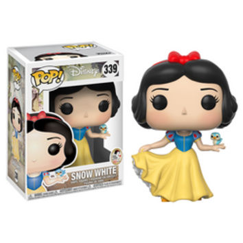 Snow White Pop! Vinyl - Snow White: Funko: 889698217163: