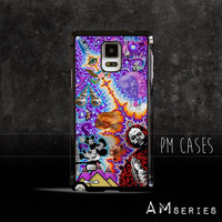 Unusual Fractals Case Cover for Samsung Galaxy S3 S4 S5 S6 S7 Edge Plus Active Mini Note 1 2 3 4 5