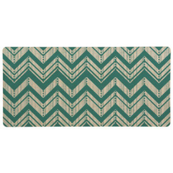 Heather Dutton Weathered Chevron Desk