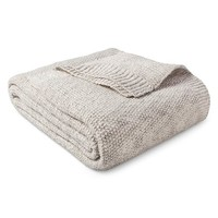 Sweater Knit Blanket - Threshold™