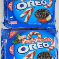 Candy Cane Oreo, Limited Edition, 15.25 oz (2 pack)