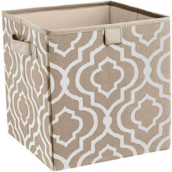 ClosetMaid Premium Storage Bins, Iron Gate/Graystone