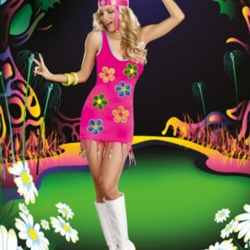 2 PC. Groovy Baby @ Amiclubwear costume Online Store,sexy costume,women's costume,christmas costumes,adult christmas costumes,santa claus costumes,fancy dress costumes,halloween costumes,halloween costume ideas,pirate costume,dance costume,costumes for h