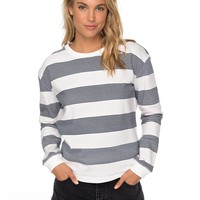 Echo Moments Pullover Sweatshirt ERJFT03757 | Roxy