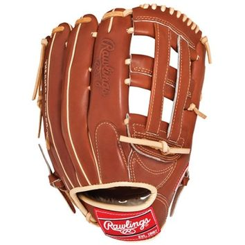 Rawlings PROS303-6BR Pro Preferred 12.75 In Outfield Glove